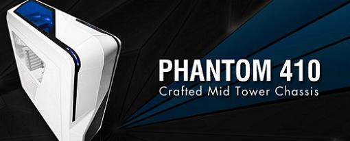 Nuevo case Phantom 410 de NZXT