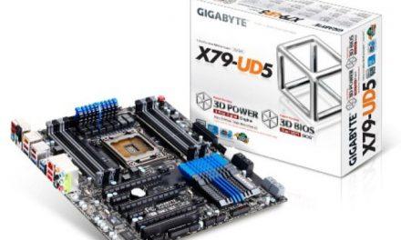 Review: Gigabyte GA-X79-UD5