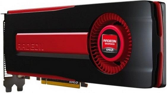 AMD Radeon HD 7950 - HD 7970