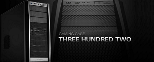 Case Three Hundred Two de Antec