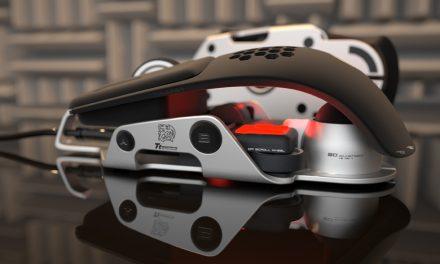 Thermaltake & BMW crean el Mouse Level 10