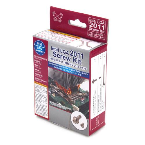 Scythe Screw Kit for Intel LGA 2011