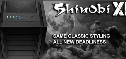 Nuevo Shinobi XL de BitFenix