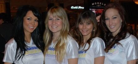 CES 2012: Boothbabes