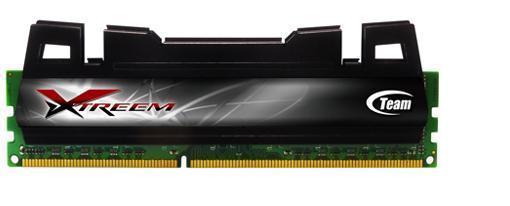 Team Group Inc. lanza sus nuevas memorias DDR3 Xtreem Dark 1600 CL9