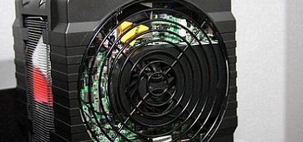 CES 2012: Un disipador con una PC en su interior?