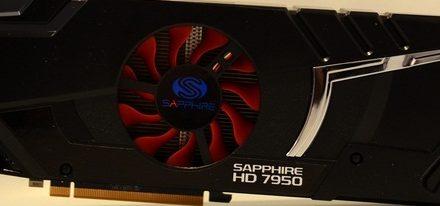 Preview Sapphire Radeon HD 7950