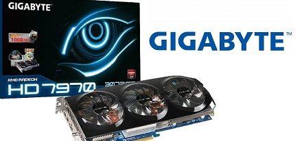 Gigabyte hace oficial su tarjeta de video Radeon HD 7970 con OC de fábrica