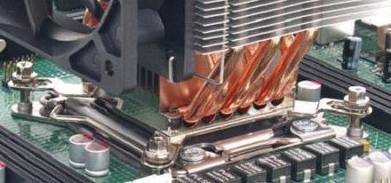 Scythe lanza kit que ofrece compatibilidad con el socket LGA 2011