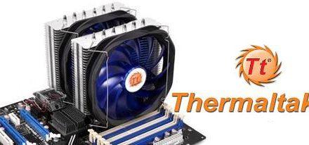 Thermaltake hace oficial su  CPU Cooler Frio Extreme y muestra el Frio & Frio OCK Snow Edition