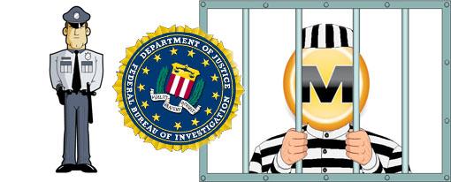 FBI cierra MegaUpload y Annonymus ataca en «venganza»