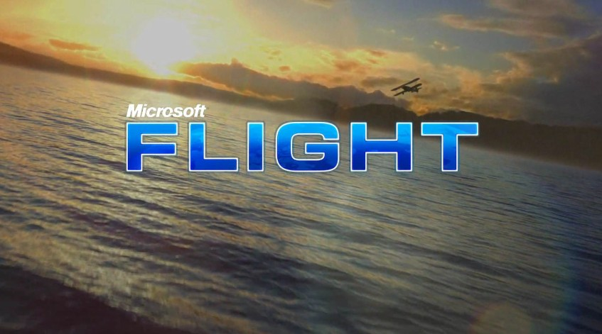 Próximamente Microsoft FLIGHT