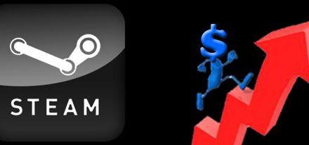 Steam rompe record de ventas en el 2011