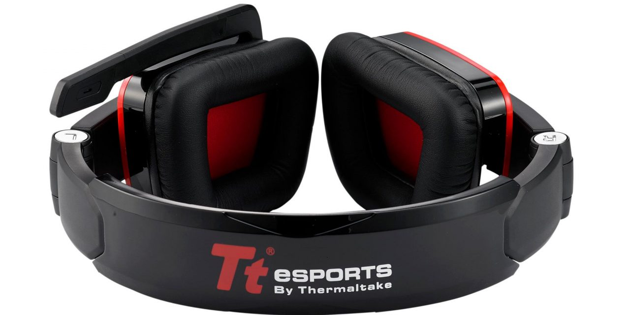 Review: Audífonos Tt eSports SHOCK One