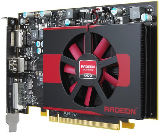 AMD Radeon HD 7750