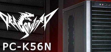 Nuevo case mid-tower PC-K56N de LanCool