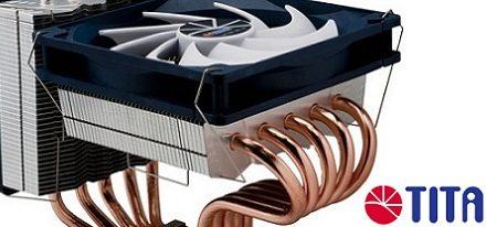 CPU Cooler Fenrir Siberia Edition TTC-NC55TZ(RB) de Titan