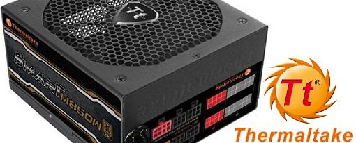 Thermaltake anuncia sus nuevas fuentes de poder de las series Toughpower y Smart