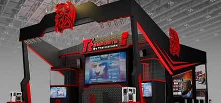 Thermaltake & Tt eSports estarán presentes en el 'Taipei Game Show 2012'