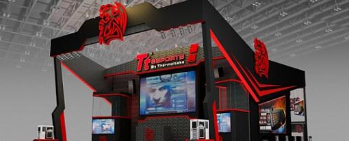 Thermaltake & Tt eSports estarán presentes en el 'Taipei Game Show 2012'