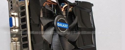 Imagenes y algunos resultados de pruebas de una GeForce GTX 560 SE de Galaxy