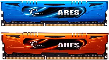 Memorias DDR3 Ares de G.Skill