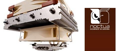 Noctua presenta su nuevo CPU Cooler de bajo perfil NH-L12