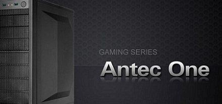 Antec presentó su nuevo case Mid-tower 'One'