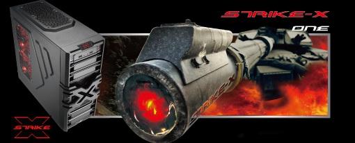 Nuevos case's Strike-X One & Strike-X One Advance de Aerocool