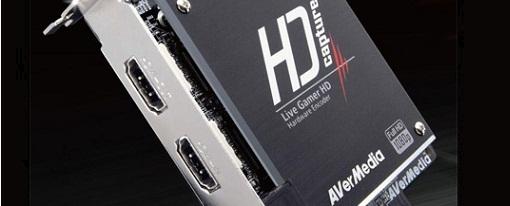 AverMedia presentó su tarjeta Live Gamer HD