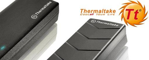 Adaptadores universales de corriente Toughpower de 90 y 120W de Thermaltake