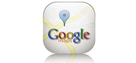 Google multada por tener mapas gratuitos