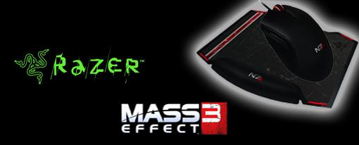 Razer anuncia periféricos para gaming con motivo de Mass Efect 3