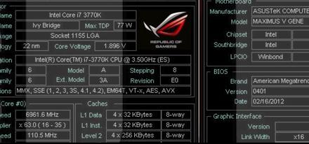 Intel Ivy Bridge logra pasar el SuperPi a casi los 7 GHz