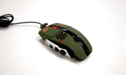 Thermaltake Level 10 M Gaming Mouse
