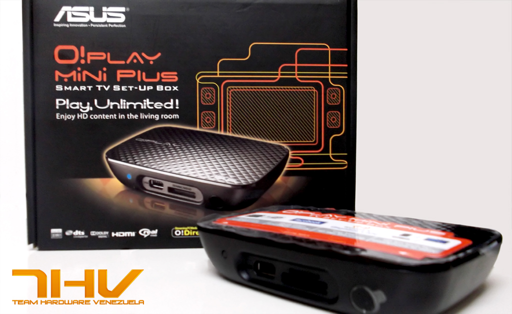 Review: ASUS O!Play Mini Plus