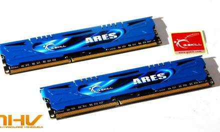 Review: G.Skill Ares DDR3 PC3-17000 8GB
