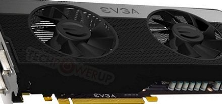 Imagen de una GeForce GTX 680 con enfriamiento Dual-Fan de EVGA