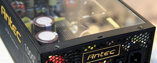 CeBIT 2012: Fuente High Current Pro Platinum 1000W de Antec