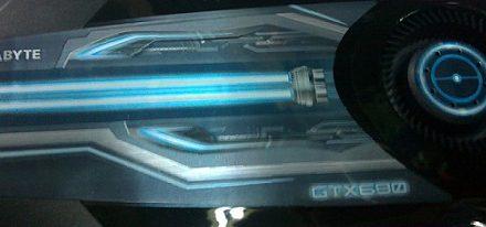 Imágenes de la GeForce GTX 680 de Gigabyte