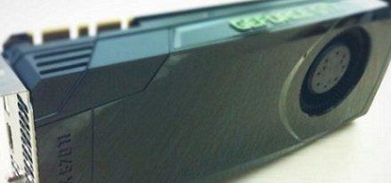 ¿Imagenes de una tarjeta de video Nvidia Kepler y del nuevo logo GeForce?