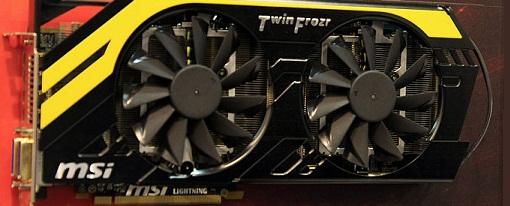CeBIT 2012: MSI presentará su tarjeta gráfica R7970 Lightning