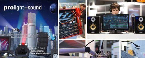Sennheiser en Prolight+Sound 2012
