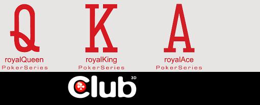 Club 3D presenta sus tarjetas gráficas Poker Series
