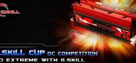 G.Skill anuncia concurso de overclocking para el mes de mayo en HWBOT