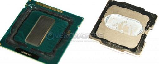 Posible explicación de las altas temperaturas de los CPUs Ivy Bridge