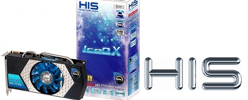 Nueva Radeon HD 7770 IceQ X iTurbo X de HIS