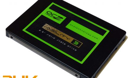 Review: OCZ Agility 3 120GB SSD