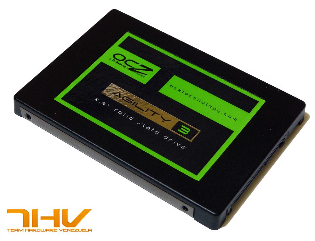 Review: OCZ Agility 3 120GB SSD