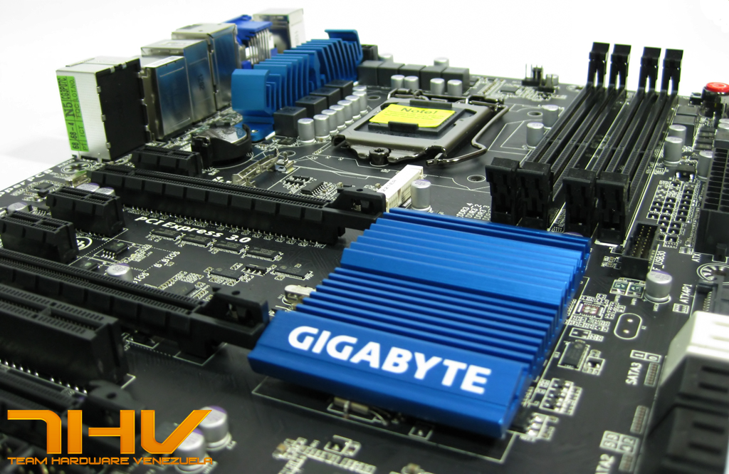 Review: Gigabyte Z77X-UD3H